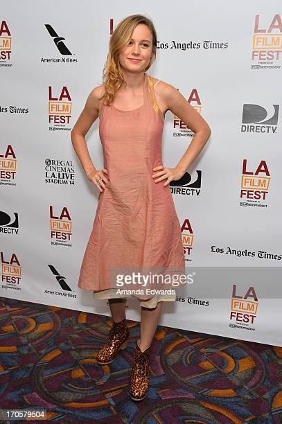 30 Top Los Angeles Film Festival Short Term 12 Premiere