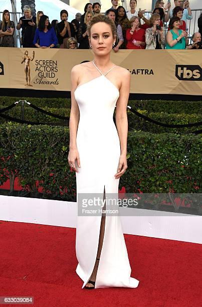 Actress Brie Larson attends The 23rd Annual Screen Actors Guild Awards at The Shrine Auditorium on January 29 2017 in Los Angeles California 26592_008