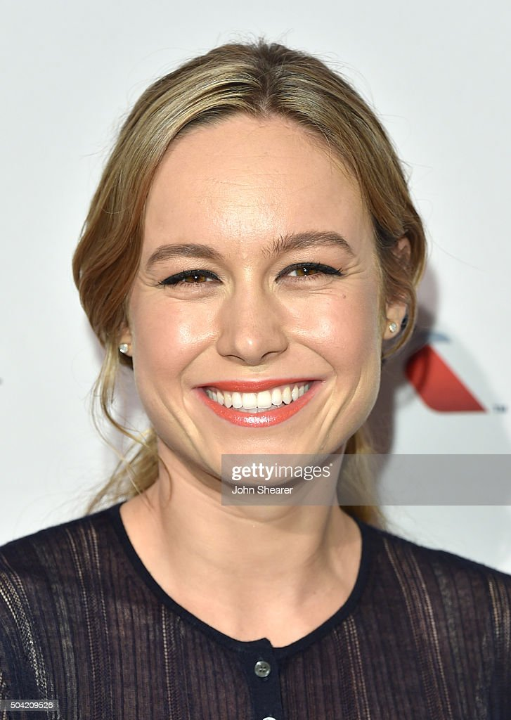 Actress Brie Larson attends the BAFTA Awards Season Tea Party at Four Seasons Hotel Los Angeles at Beverly Hills on January 9, 2016 in Los Angeles, California.