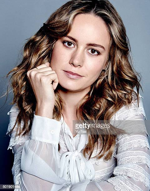 Actress Brie Larson is photographed at the Toronto Film Festival for Variety on September 12 2015 in Toronto Ontario Published Image