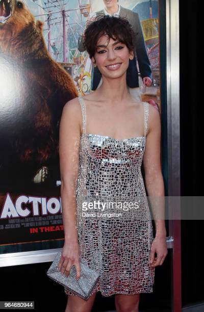 Actress Brigette LundyPaine attends the premiere of Paramount Pictures' Action Point at ArcLight Hollywood on May 31 2018 in Hollywood California