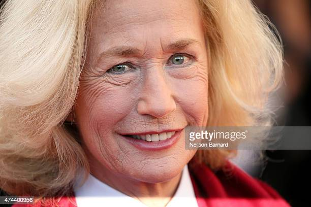 Actress Brigitte Fossey attends the 'Little Prince' Premiere during the 68th annual Cannes Film Festival on May 22 2015 in Cannes France