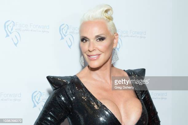 Actress Brigitte Nielson attends the Face Forward's 10th Annual La Dolce Vita Themed Gala at the Beverly Wilshire Four Seasons Hotel on September 22...