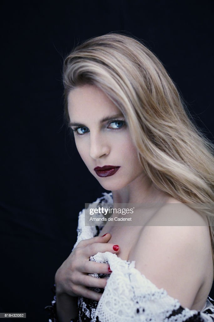 Brit Marling, Vioet Grey, April 1, 2014