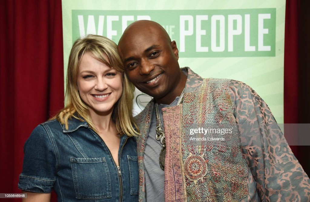 "Los Angeles Premiere Screening Of ""Weed The People"" : News Photo"