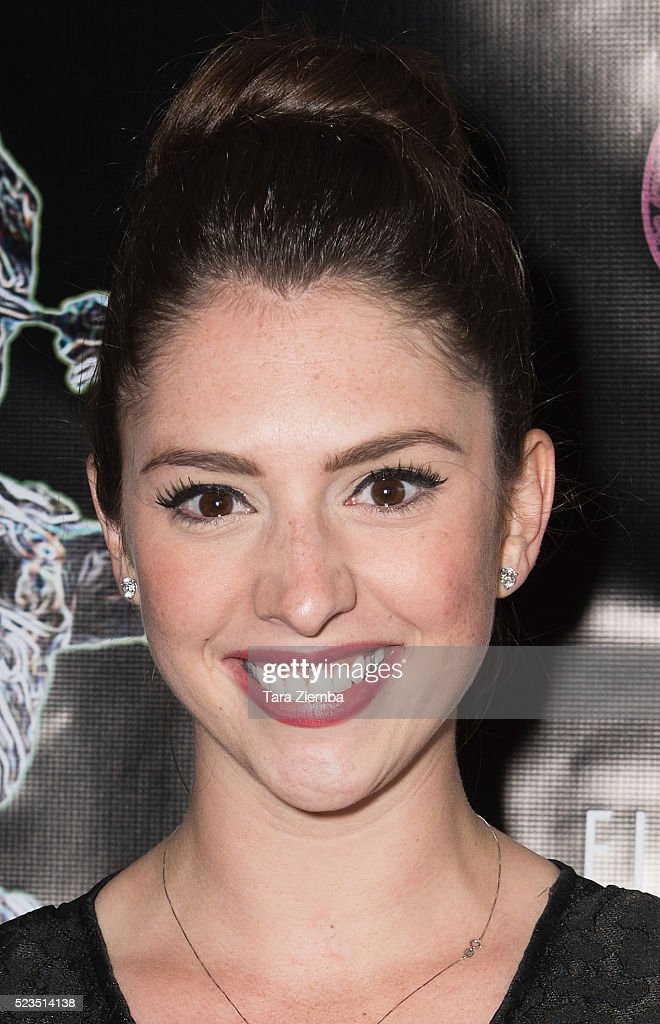 Actress Brittany Belt attends the 2nd Annual Artemis Film Festival-Red Carpet Opening Night/Awards Presentatin at Ahrya Fine Arts Movie Theater on April 22, 2016 in Beverly Hills, California.