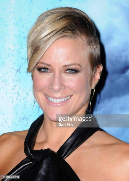"""Actress Brittany Daniel arrives for the """"Skyline"""" - Los Angeles Premiere at Regal Cinemas L.A. Live on November 9, 2010 in Los Angeles, California."""