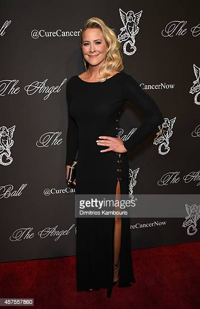 Actress Brittany Daniel attends Angel Ball 2014 hosted by Gabrielle's Angel Foundation at Cipriani Wall Street on October 20 2014 in New York City
