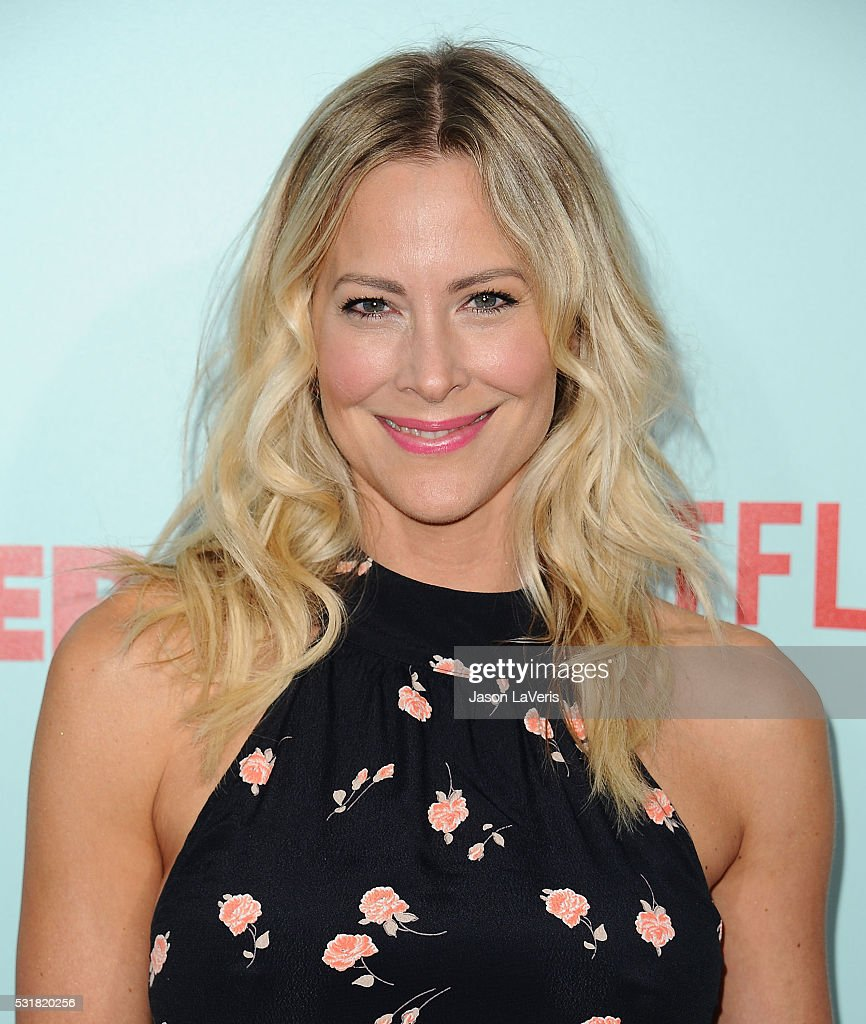 Actress Brittany Daniel attends the premiere of 'The Do Over' at Regal LA Live Stadium 14 on May 16, 2016 in Los Angeles, California.