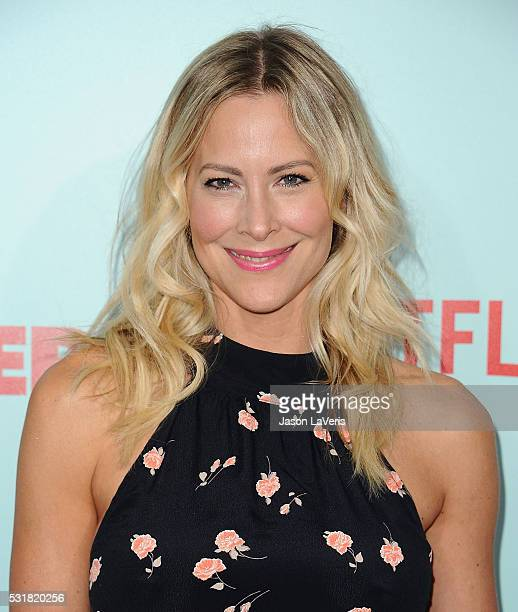 """Actress Brittany Daniel attends the premiere of """"The Do Over"""" at Regal LA Live Stadium 14 on May 16, 2016 in Los Angeles, California."""