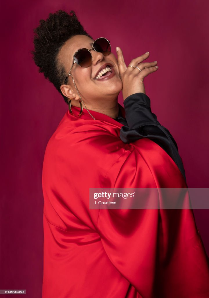 The 13th Annual Essence Black Women In Hollywood Awards Luncheon - Portraits : News Photo