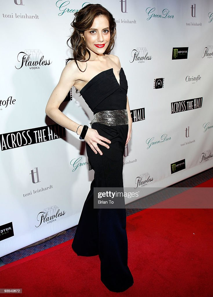 """Across The Hall"" Los Angeles Premiere - Los Angeles, CA : News Photo"