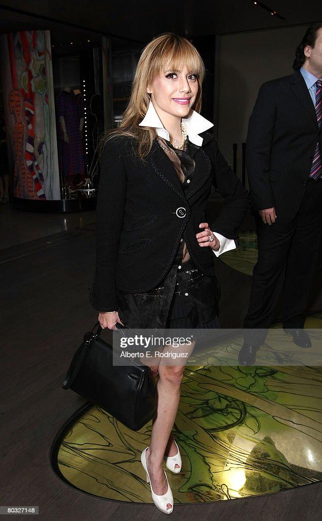 """Prada Presents """"Trembled Blossoms"""" LA Screening : News Photo"""
