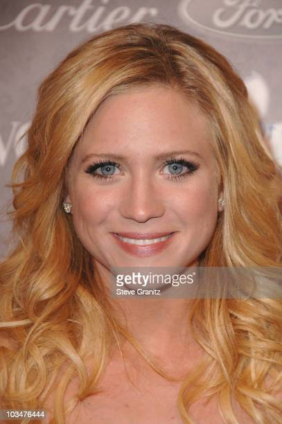 Actress Brittany Snow arrives to The Art of Elysium 10th Anniversary Gala at Vibiana on January 12, 2008 in Los Angeles, California.