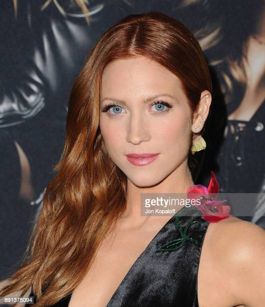 "Actress Brittany Snow attends the Los Angeles Premiere ""Pitch Perfect 3"" at the Dolby Theatre on December 12, 2017 in Hollywood, California."