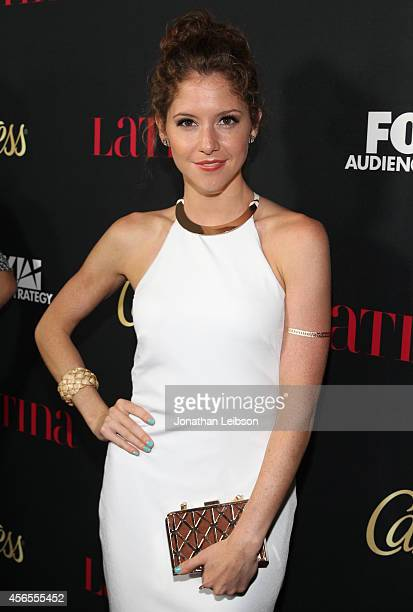 Actress Brittany Underwood attends Latina Magazine's Hollywood Hot List Party at Sunset Tower on October 2 2014 in West Hollywood California