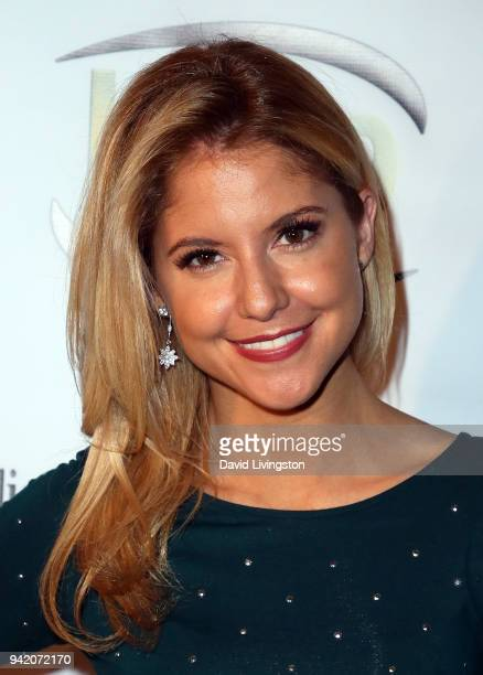 Actress Brittany Underwood attends the 9th Annual Indie Series Awards at The Colony Theatre on April 4 2018 in Burbank California