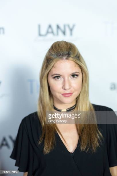 Actress Brittany Underwood attends the Cast Premiere Screening Of Lany Entertainment's The Bay Season 3 at TCL Chinese Theatre on October 23 2017 in...
