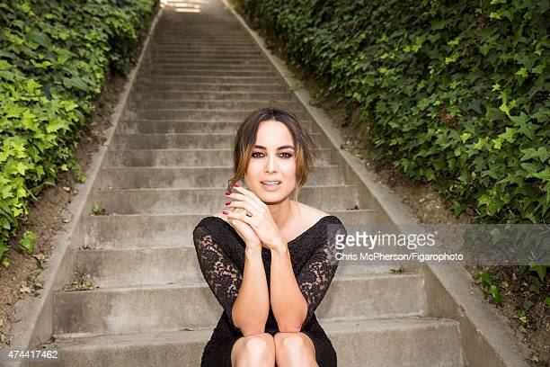 Actress Bérénice Marlohe is photographed for Madame Figaro on April 2 2015 in Los Angeles California PUBLISHED IMAGE CREDIT MUST READ Chris...