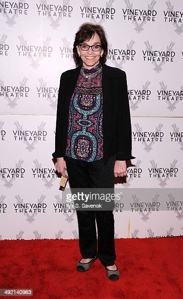 Actress Brooke Adams attends the opening night production of Too Much Sun at Vineyard Theatre on May 18 2014 in New York City