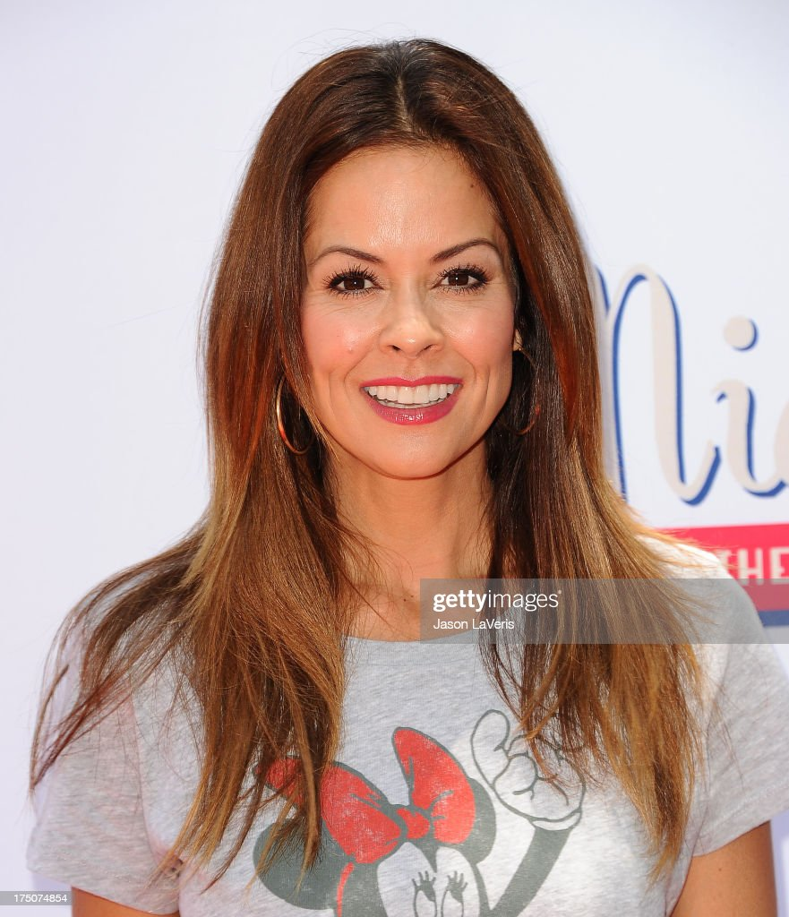Actress Brooke Burke attends the 'Mickey Through The Decades' collection celebration at Walt Disney Studios on July 13, 2013 in Burbank, California.