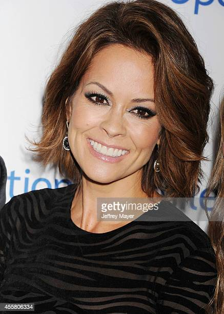 Actress Brooke Burke-Charvet attends the 2014 Operation Smile Gala at the Beverly Wilshire Four Seasons Hotel on September 19, 2014 in Beverly Hills,...