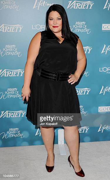 Actress Brooke Elliott arrives at Variety's 2nd Annual Power Of Women Luncheon at Beverly Hills Hotel on September 30, 2010 in Beverly Hills,...