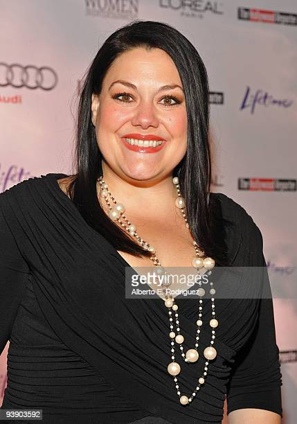 Actress Brooke Elliott attends the Hollywood Reporter's Annual Women in Entertainment Breakfast held at the Beverly Hills Hotel on December 4, 2009...