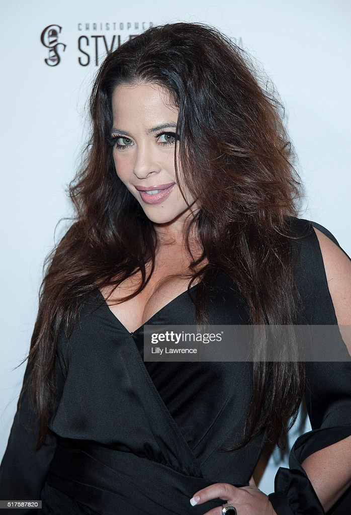 Actress Brooke Lewis attends 3rd Annual LA's Walk MS Celebrity Kickoff Event at Bugatta Supper Club on March 25, 2016 in Los Angeles, California.