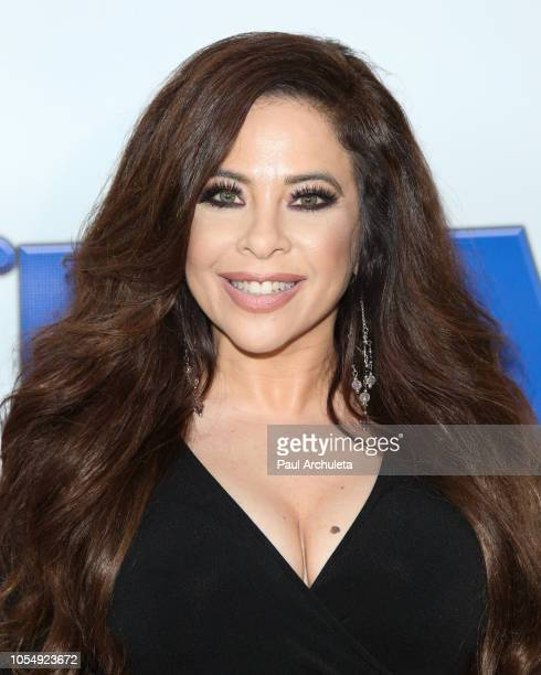 Actress Brooke Lewis attends the 2018 Carney Awards at The Broad Stage on October 28 2018 in Santa Monica California