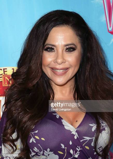Actress Brooke Lewis attends the national tour of Waitress Los Angeles engagement celebration at the Hollywood Pantages Theatre on August 3 2018 in...