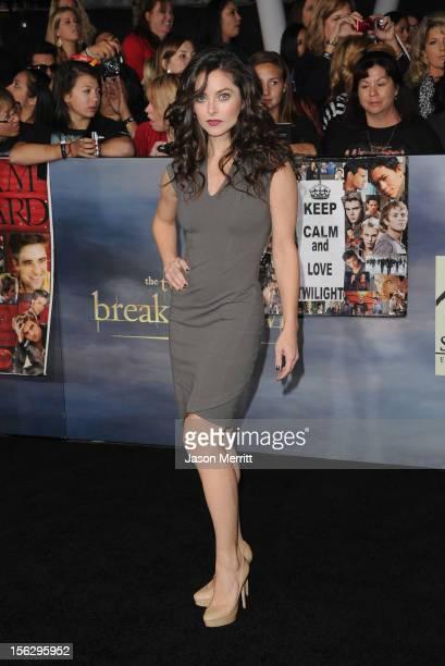 Brooke Lyons Bilder Und Fotos Getty Images