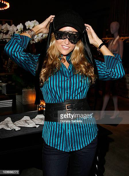 Actress Brooke Mueller during the Kiki De Montparnasse store opening at Kiki De Montparnasse on December 3, 2007 in Los Angeles, California.