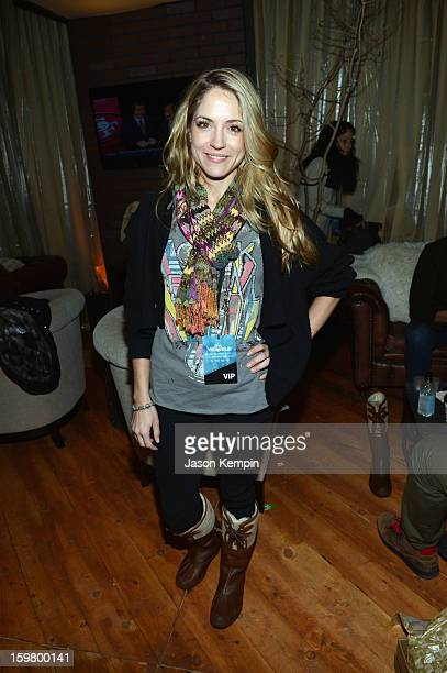 Actress Brooke Nevin attends Day 3 of UGG at Village At The Lift 2013 on January 20 2013 in Park City Utah