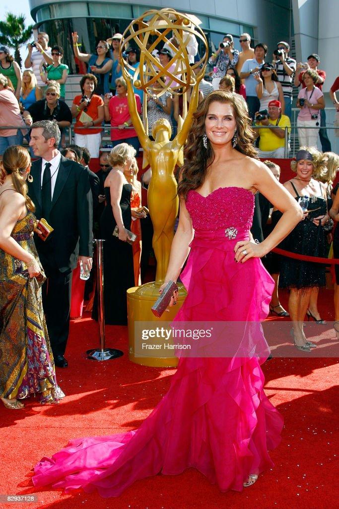 60th Primetime Emmy Awards - Arrivals : News Photo