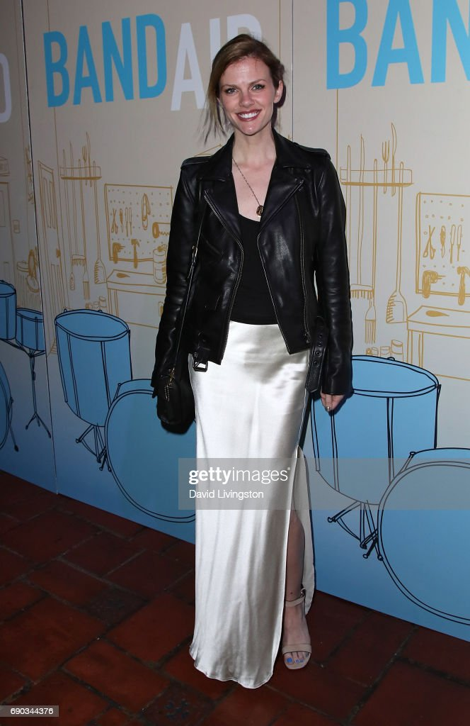 Actress Brooklyn Decker attends the premiere of IFC Films' 'Band Aid' at The Theatre at Ace Hotel on May 30, 2017 in Los Angeles, California.