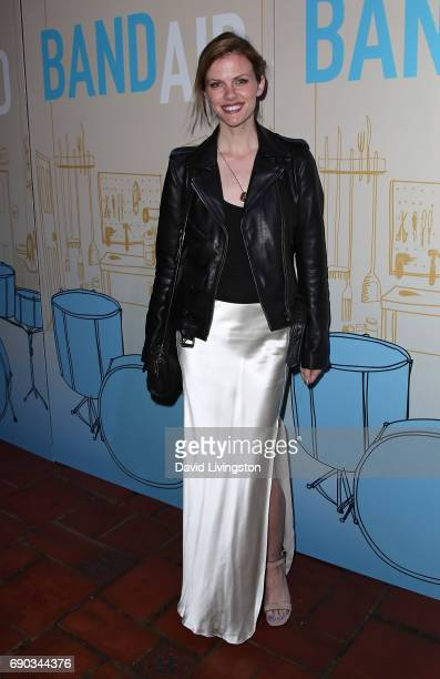 Actress Brooklyn Decker attends the premiere of IFC Films' Band Aid at The Theatre at Ace Hotel on May 30 2017 in Los Angeles California