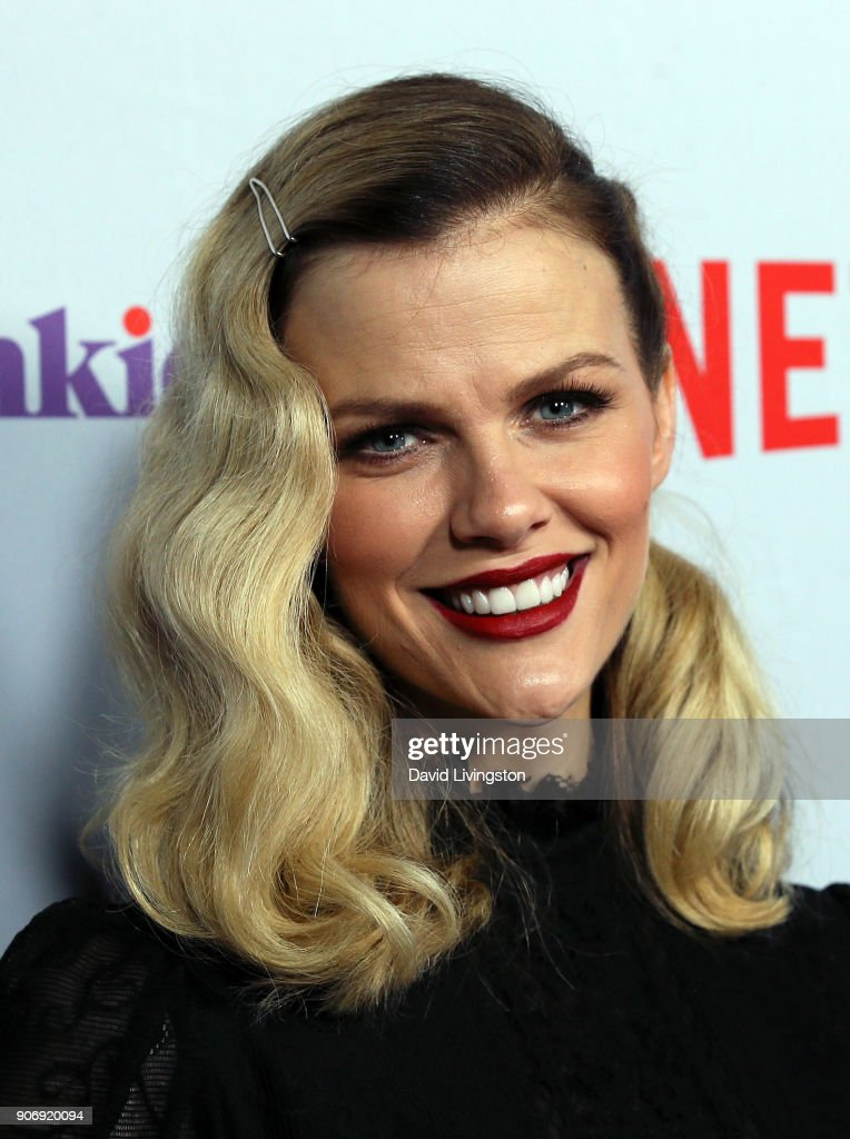 Actress Brooklyn Decker attends the premiere of Netflix's 'Grace and Frankie' Season 4 at ArcLight Cinemas on January 18, 2018 in Culver City, California.