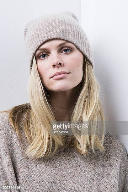 Actress Brooklyn Decker of 'Lovesong' poses for a portrait at the 2016 Sundance Film Festival on January 24 2016 in Park City Utah