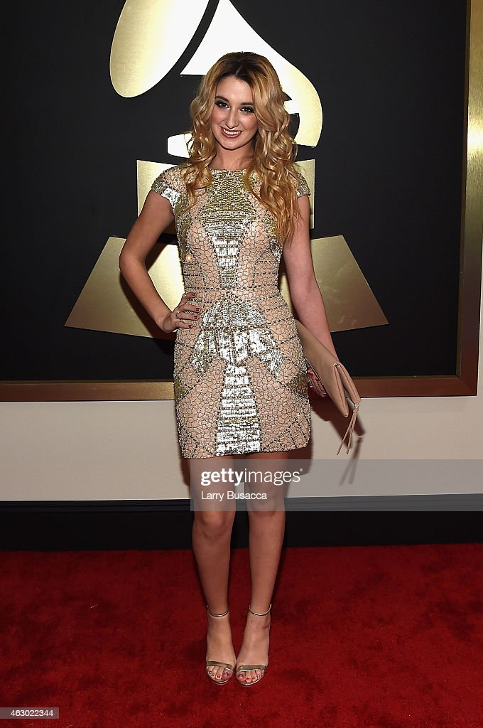 Actress Brooklyn Haley attends The 57th Annual GRAMMY Awards at the STAPLES Center on February 8, 2015 in Los Angeles, California.