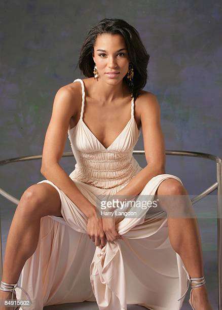 Actress Brooklyn Sudano poses for a portrait in 2007 in Los Angeles California