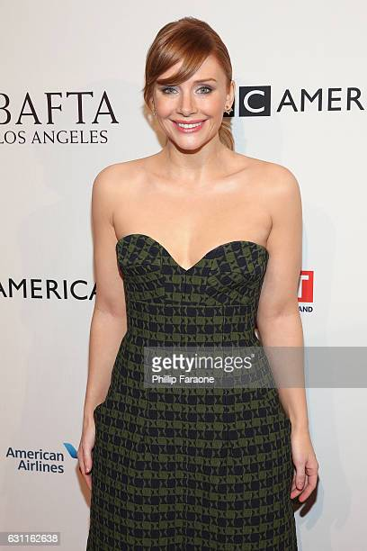 Actress Bryce Dallas Howard attends The BAFTA Tea Party at Four Seasons Hotel Los Angeles at Beverly Hills on January 7 2017 in Los Angeles California