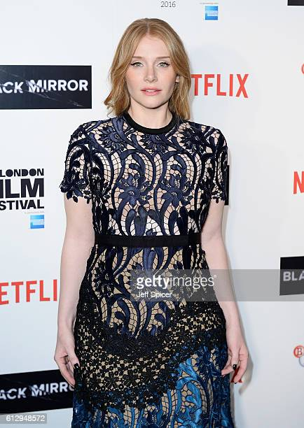 Actress Bryce Dallas Howard attends the LFF Connects Television 'Black Mirror' screening during the 60th BFI London Film Festival at Chelsea Cinema...