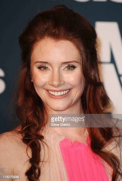 Actress Bryce Dallas Howard poses in the press room during the 2011 MTV Movie Awards at Universal Studios' Gibson Amphitheatre on June 5 2011 in...