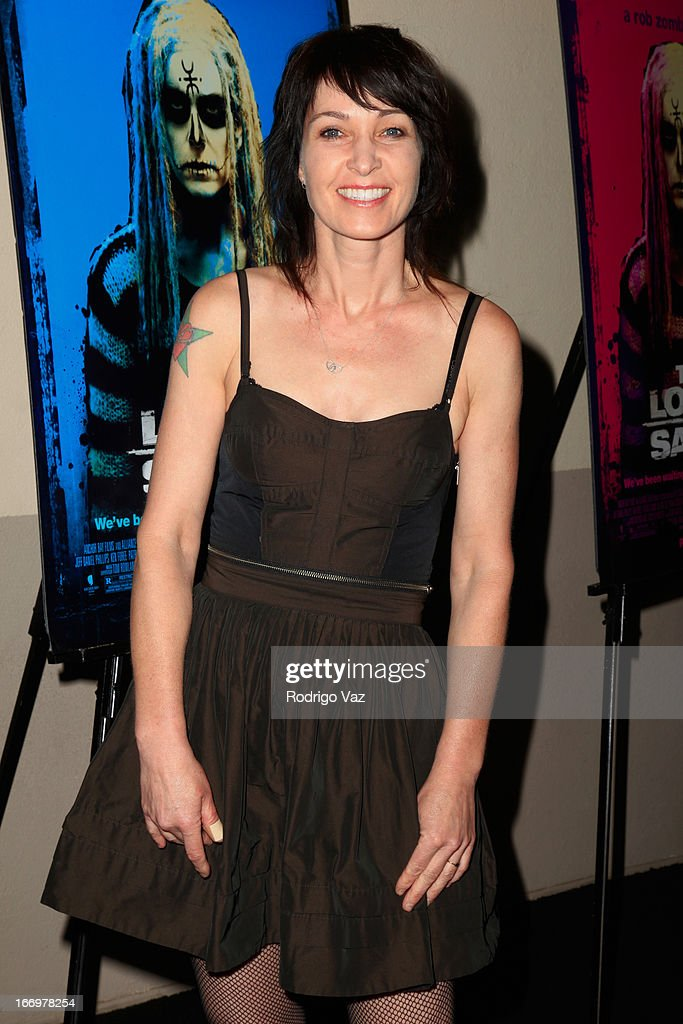 Actress Brynn Horrocks arrives at Rob Zombie's 'The Lords Of Salem' Los Angeles Premiere at AMC Burbank 16 on April 18, 2013 in Burbank, California.
