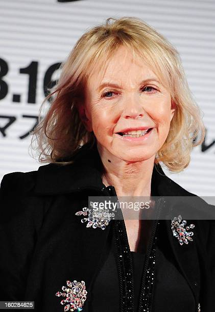 Actress Bulle Ogier attends the opening ceremony of the France Film Festival 2008 at Roppongi Hills on March 13, 2008 in Tokyo, Japan.