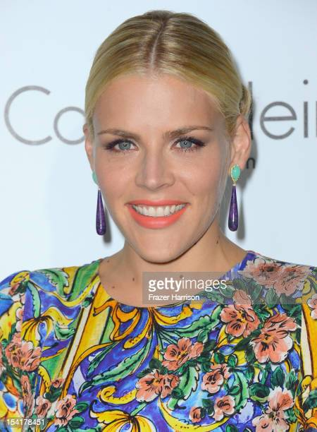 Actress Busy Philipps arrives at ELLE's 19th Annual Women In Hollywood Celebration at the Four Seasons Hotel on October 15 2012 in Beverly Hills...
