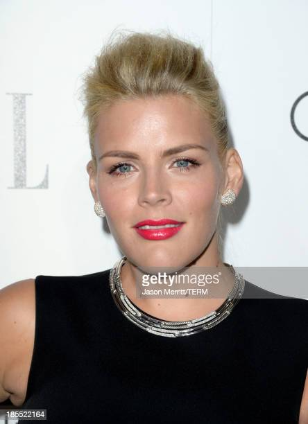 Actress Busy Philipps attends ELLE's 20th Annual Women In Hollywood Celebration at Four Seasons Hotel Los Angeles at Beverly Hills on October 21 2013...