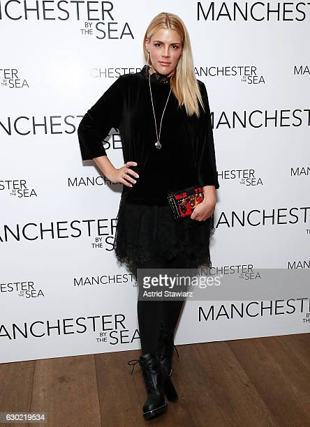 """Actress Busy Philipps attends Louis Vuitton presents A Special Screening Of """"Manchester By The Sea"""" at Crosby Street Hotel on December 18, 2016 in..."""