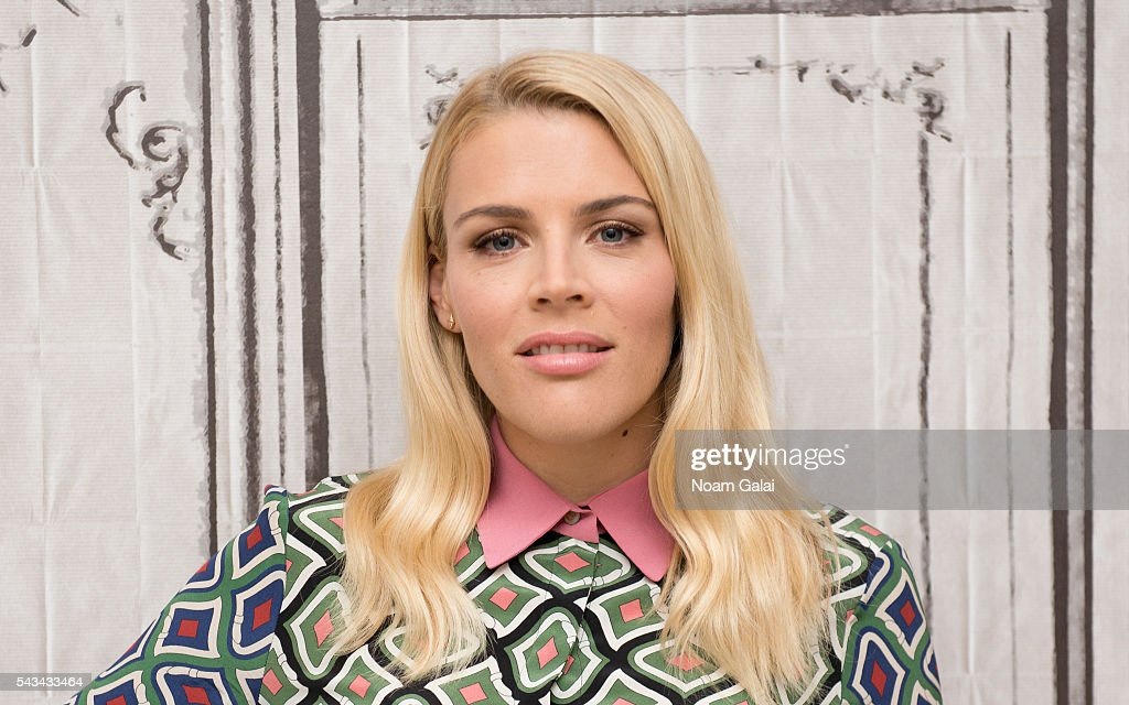 "AOL Build Presents - Busy Philipps   From The New HBO Show ""Vice Principals"" : Nachrichtenfoto"